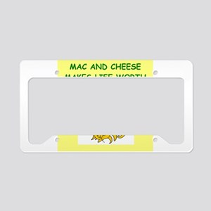 MAC License Plate Holder