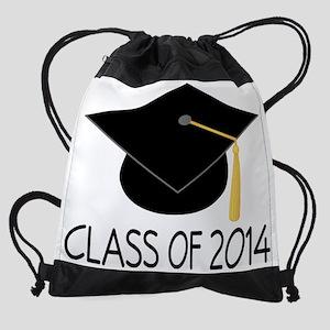 Class Of 2014 Graduation Gift Drawstring Bag