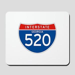Interstate 520 - GA Mousepad