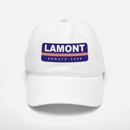 Support Ned Lamont Baseball Baseball Cap