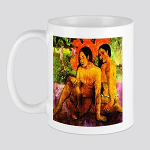gold of their bodies Gauguin Mug