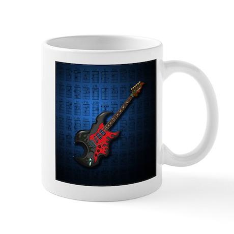 KuuMa Guitar 03 (B) Mug