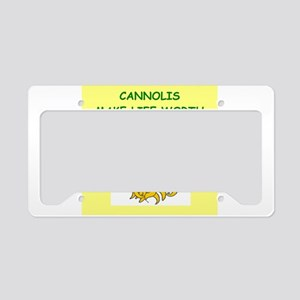 CANN License Plate Holder