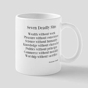 Deadly Sins Mug