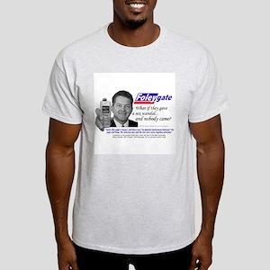 Foleygate Ash Grey T-Shirt