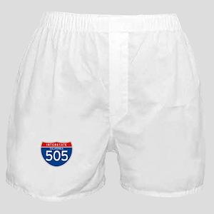 Interstate 505 - CA Boxer Shorts