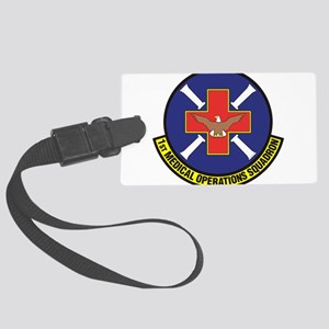 1st Medical Operations Sq Luggage Tag