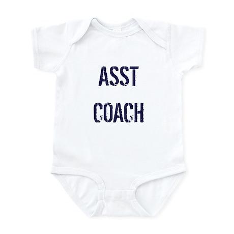 Asst Coach Infant Bodysuit