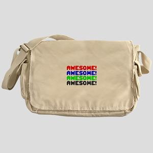 AWESOME! Messenger Bag