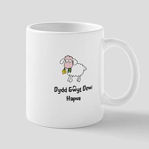 Dydd Gwyl Dewi Mug