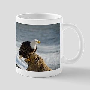 Bald Eagle Homer Alaska Mug