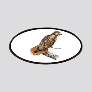 Red-Tailed Hawk Bird Patches