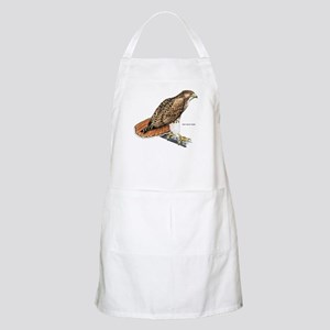Red-Tailed Hawk Bird Apron