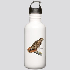 Red-Tailed Hawk Bird Stainless Water Bottle 1.0L