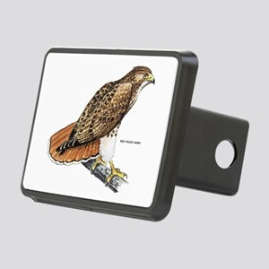 Red-Tailed Hawk Bird Rectangular Hitch Cover