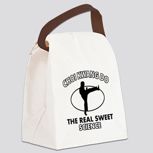 Choi Kwang Do the real sweet science Canvas Lunch