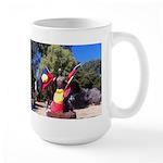 Nyoongar Tent Embassy - Large Mug