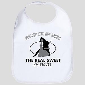 Brazilian Jiu Jitsu the real sweet science Bib