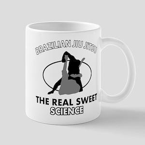 Brazilian Jiu Jitsu the real sweet science Mug