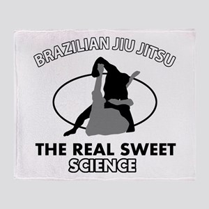 Brazilian Jiu Jitsu the real sweet science Throw B