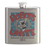 Robots Unite Flask