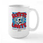 Robots Unite Mug