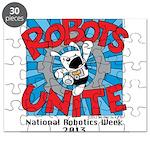 Robots Unite Puzzle