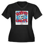 Robots Unite Plus Size T-Shirt