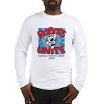 Robots Unite Long Sleeve T-Shirt
