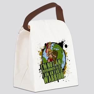 Amazon Canvas Lunch Bag
