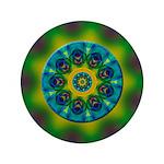 Rainbow Mandala Fractal Art 3.5