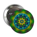 Rainbow Mandala Fractal Art 2.25