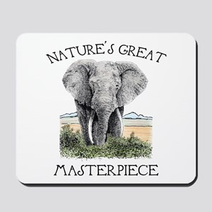 Masterpiece Mousepad