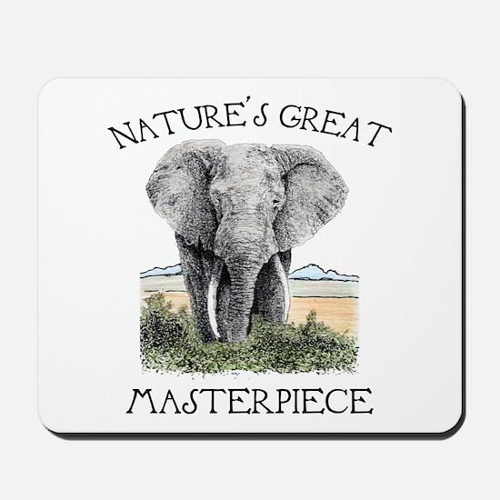 Masterpiece Mousepad