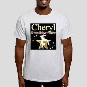 SPARKLING GYMNAST Light T-Shirt