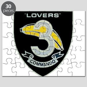 3 Commando RLI Puzzle