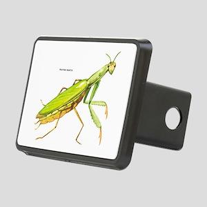 Praying Mantis Insect Rectangular Hitch Cover