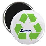 Karma Symbol Magnet