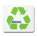 Karma Symbol Mousepad