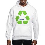 Karma Symbol Hoodie