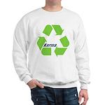 Karma Symbol Sweatshirt