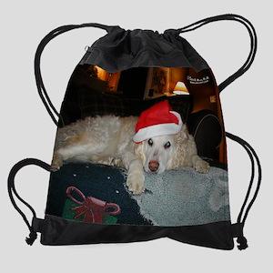decrescuedog Drawstring Bag