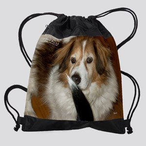 janrescuedog Drawstring Bag
