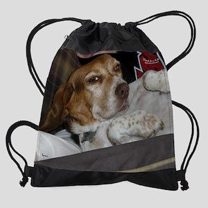 junerescuedog Drawstring Bag