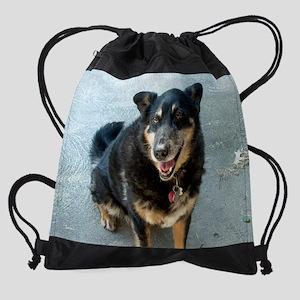 mayrescuedog Drawstring Bag