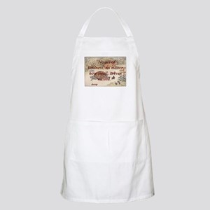 No Act Of Kindness - Aesop Light Apron