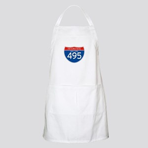 Interstate 495 - NY BBQ Apron