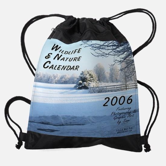 coverw&nature.png Drawstring Bag