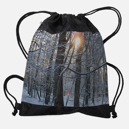 febw&nature.png Drawstring Bag