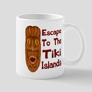 Tiki Island Mug